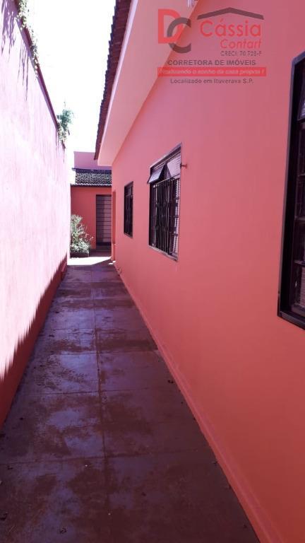 Casa com 3 dormitórios à venda - Jardim Independencia - Ituverava/SP