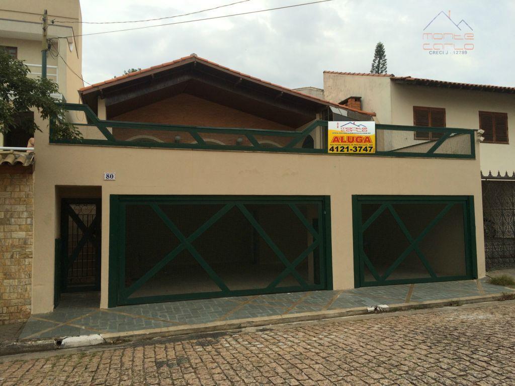 Casa residencial para venda e locação, Nova Petrópolis, São Bernardo do Campo - CA0014.