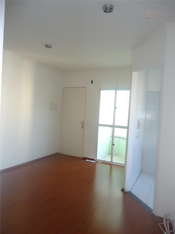 Apartamento residencial para locação, Nova Petrópolis, São Bernardo do Campo - AP0295.