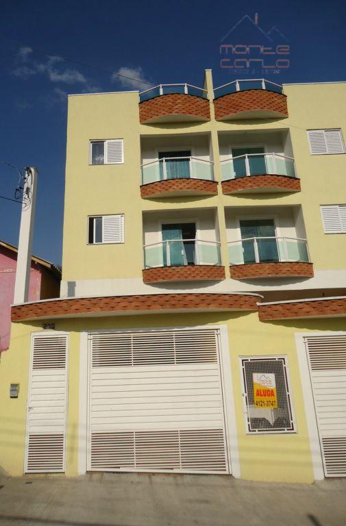 Apartamento residencial à venda, Jardim Santo Antônio, Santo André - AP0309.