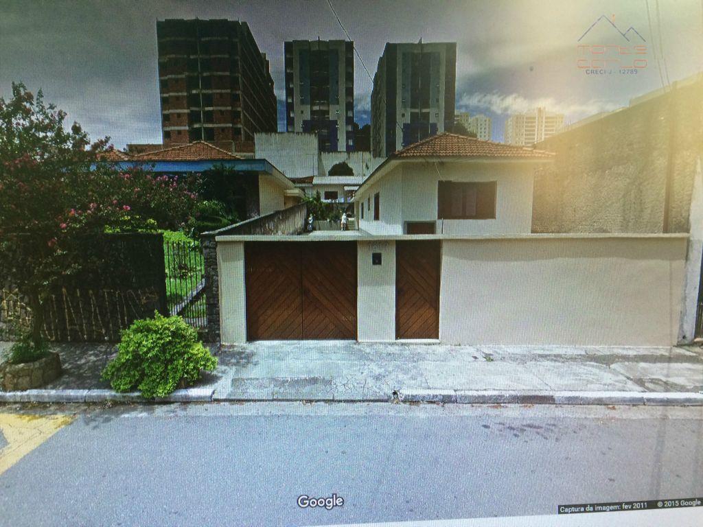Terreno residencial à venda, Santa Maria, São Caetano do Sul - TE0011.