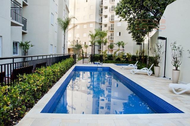 Apartamento residencial à venda, Nova Petrópolis, São Bernardo do Campo - AP0334.