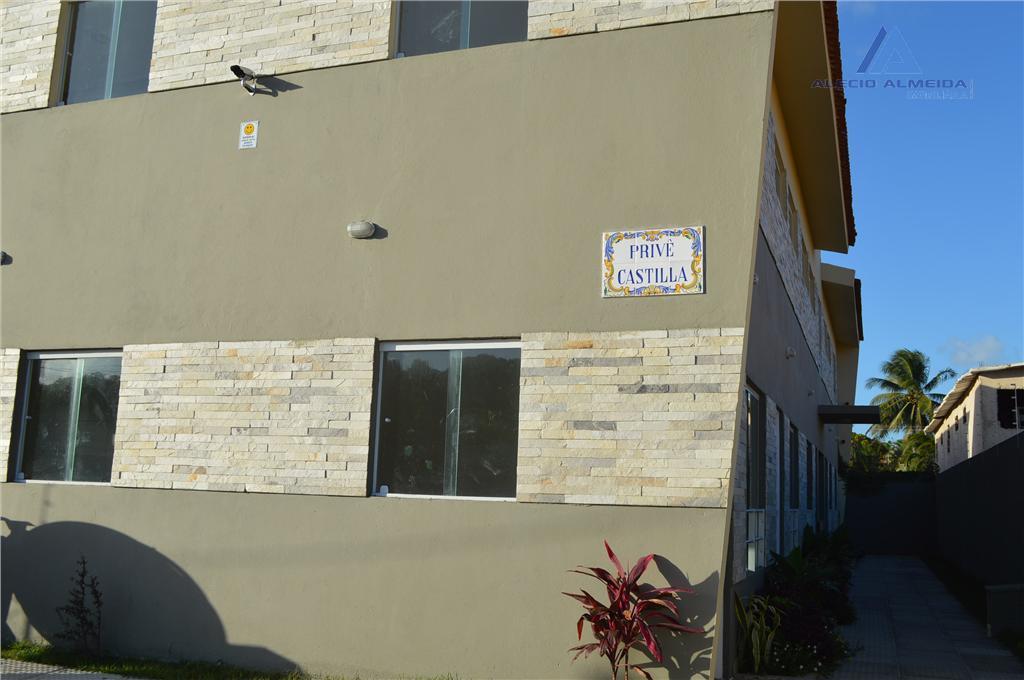 Apartamento residencial à venda, Enseada dos Corais, Cabo de Santo Agostinho.