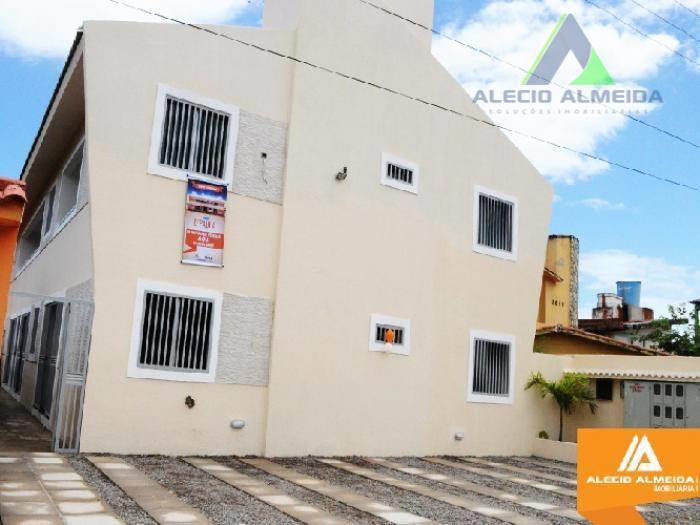 Apartamento residencial à venda, Suape, Cabo de Santo Agostinho.