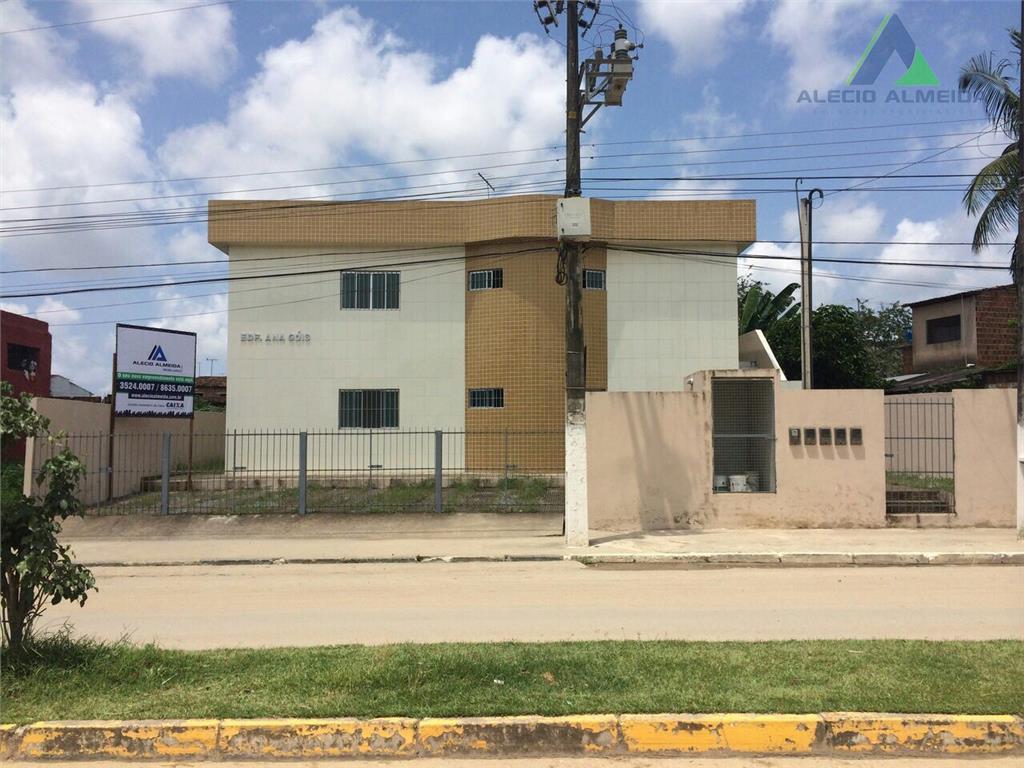 Apartamento residencial à venda, Santo Inácio, Cabo de Santo Agostinho.