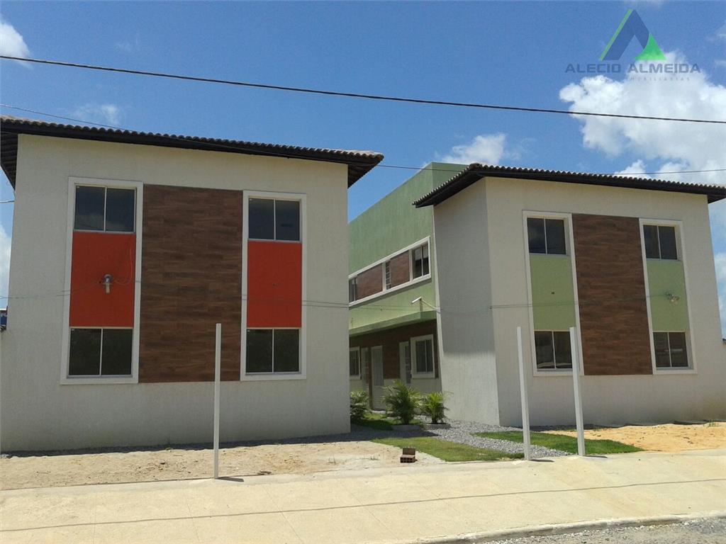 Apartamento residencial à venda, Garapu, Cabo de Santo Agostinho.