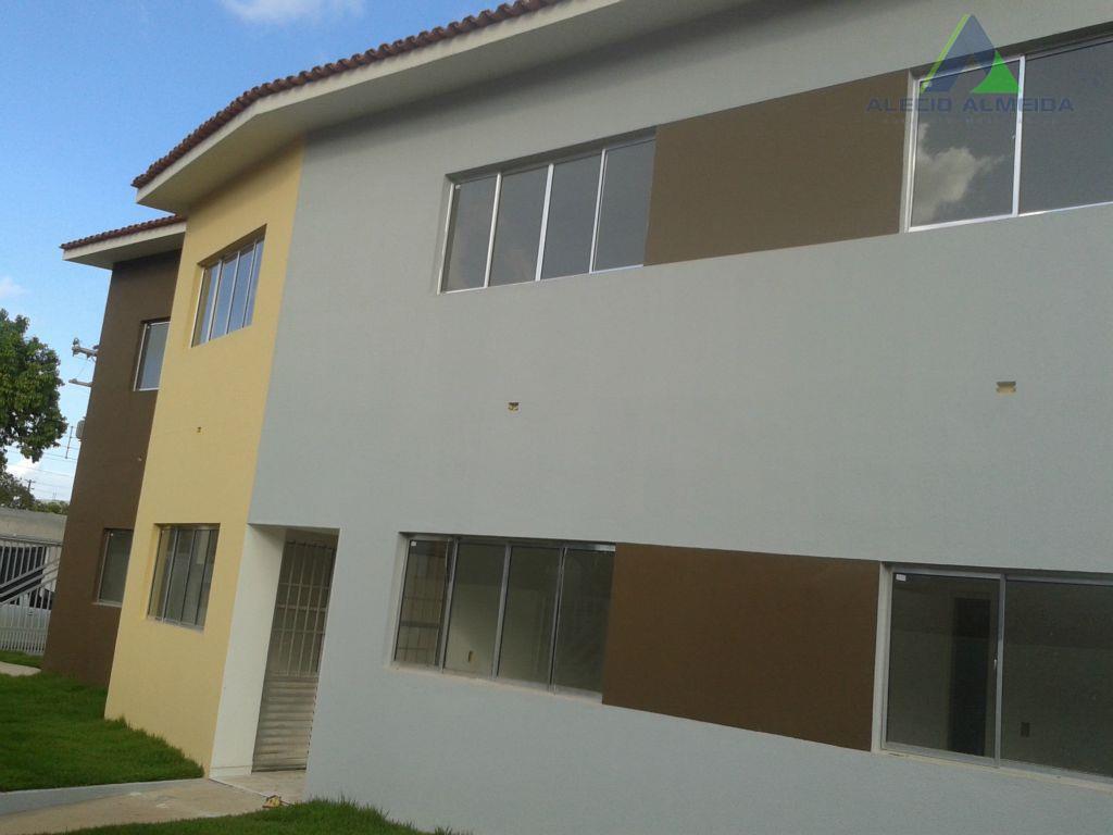 Apartamento residencial à venda, Cidade Garapu, Cabo de Santo Agostinho.