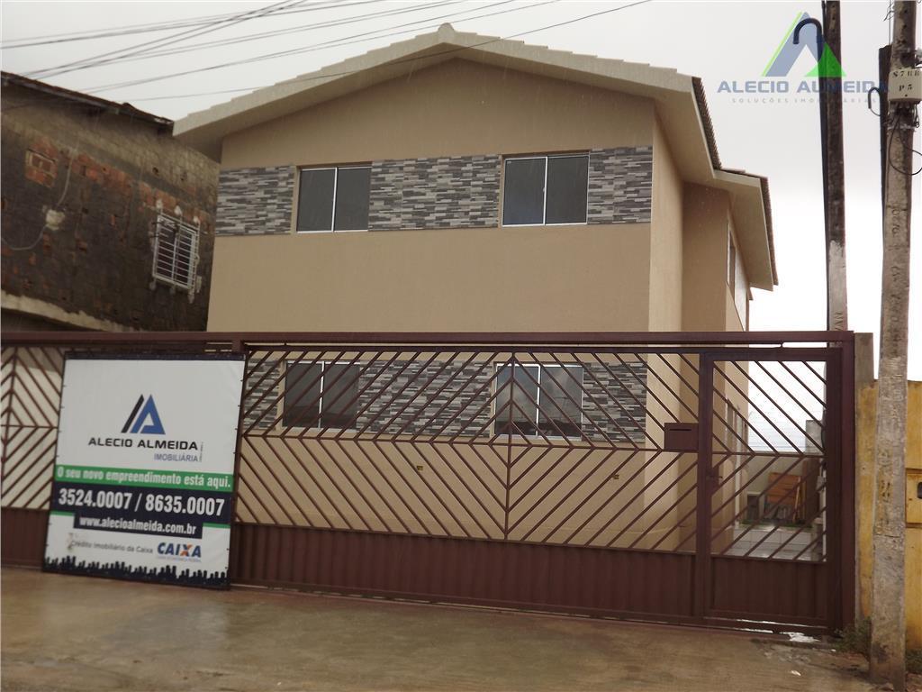 Apartamento residencial à venda, Garapu, Cabo de Santo Agostinho - AP0018.