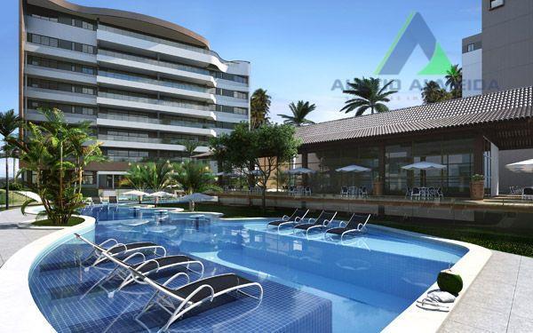 Apartamento residencial à venda, Paiva, Cabo de Santo Agostinho.