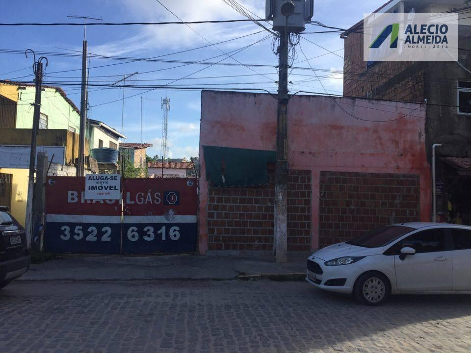 Terreno localizado na Avenida Laura Cavalcanti em Gaibu.
