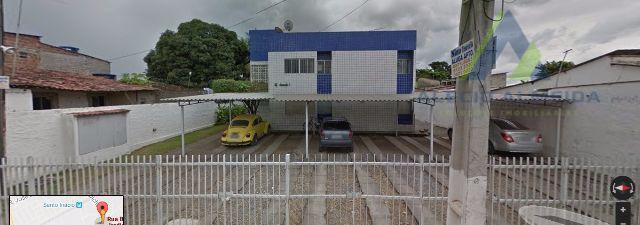 Apartamento residencial para locação, Jardim Santo Inácio, Cabo de Santo Agostinho.