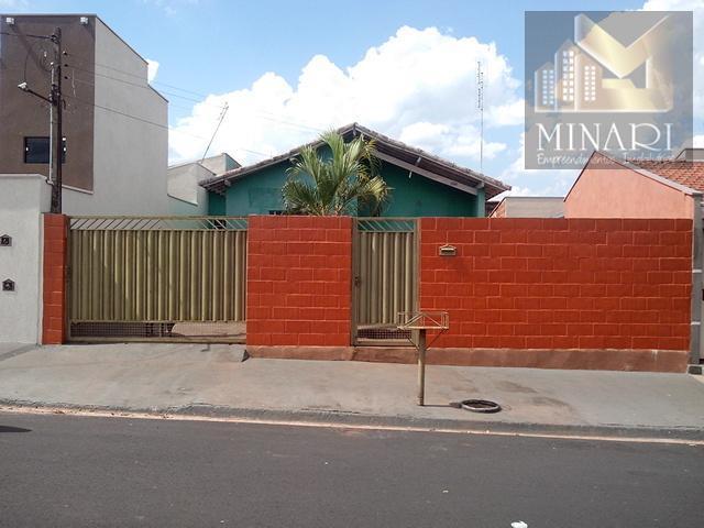 Casa residencial à venda, Cohab II, Olímpia.