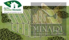 Terreno residencial à venda, Jardim Amelia Dionisio, Olímpia.