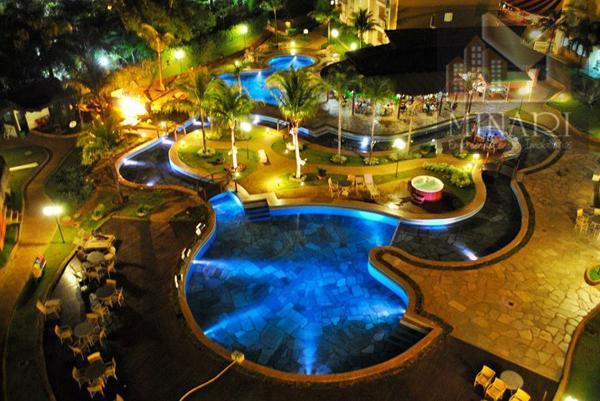 Resort comercial à venda, Residêncial Thermas Park, Olímpia.