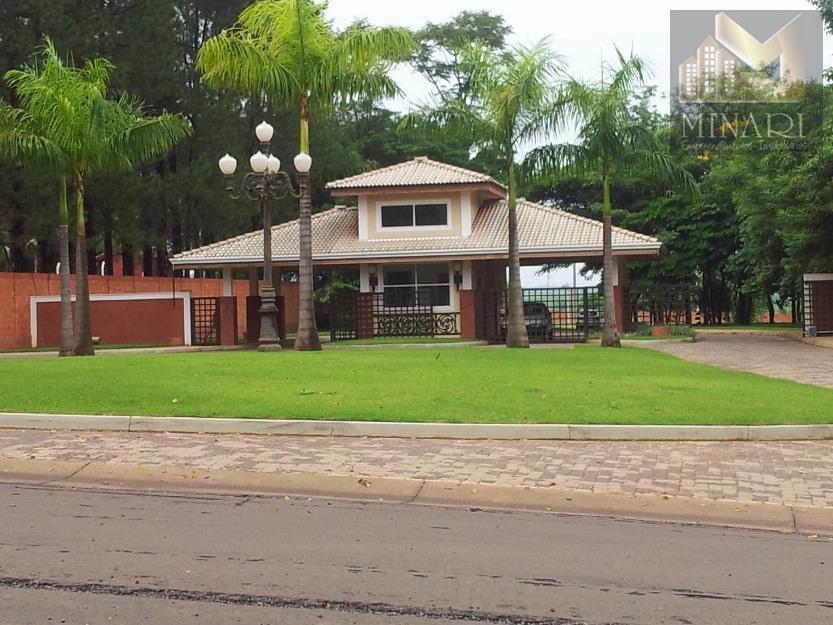 Terreno residencial à venda, Residencial Donabella, Olímpia.