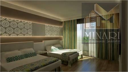 Resort temporada à venda, Hot Beach Resort, Olímpia - RE0143.