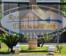 Terreno residencial à venda, Residêncial Thermas Park, Olímpia.