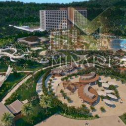 Resort comercial à venda, Hot Beach Resort, Olímpia - RE0034.