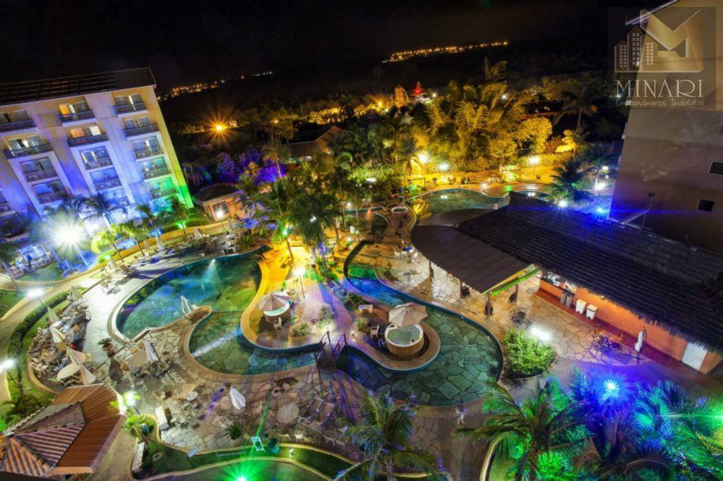 Resort temporada à venda, Resort Thermas Park, Olímpia - RE0146.