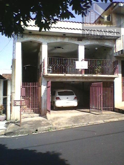 Casa residencial à venda, São Benedito, Olímpia.
