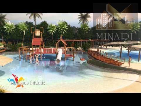 Resort temporada à venda, Parque Indústrial I, Olímpia.