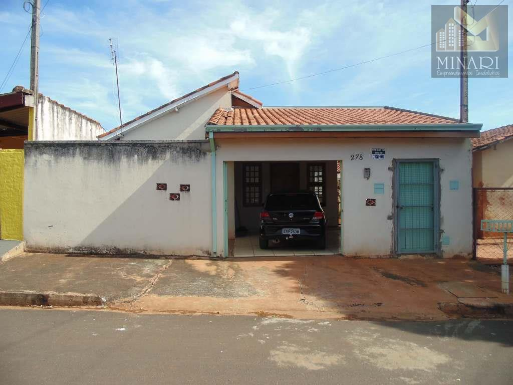 Casa residencial à venda, Alto Cote Gil, Olímpia.