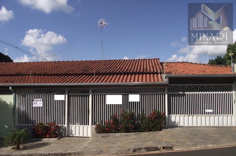 Casa residencial à venda, Jardim Glória, Olímpia.