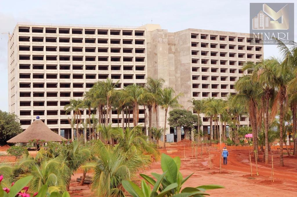 Resort comercial à venda, Hot Beach Resort, Olímpia - RE0142.