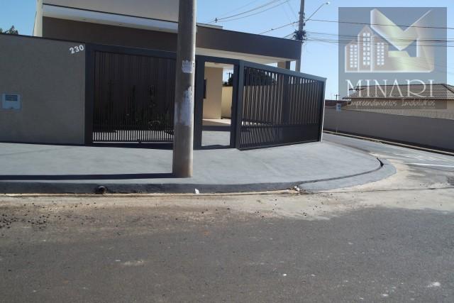 Casa residencial à venda, Cote Gil, Olímpia.