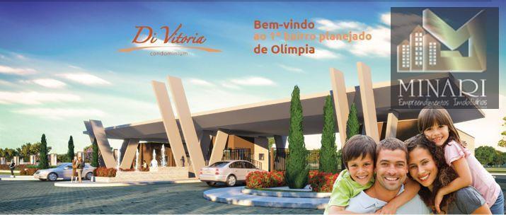 melhor investimento em olímpia, terrenos comerciais e residenciais (fechado) anexo aos parques thermas e hot beach,...