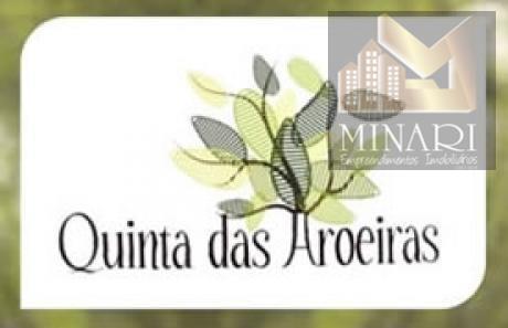 Terreno residencial à venda, Quinta das Aroeiras, Olímpia.