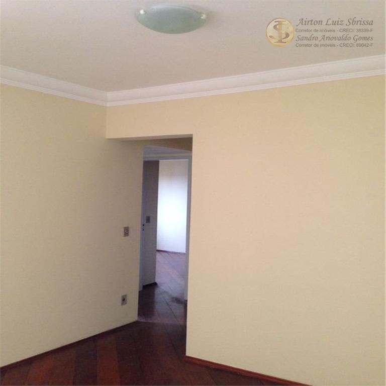 Apartamento residencial à venda, Jardim Leocádia, Sorocaba - AP0094.