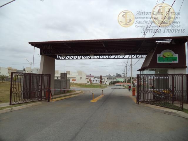 Terreno residencial à venda, Condomínio Portal dos Sabias, Itu - TE0220.