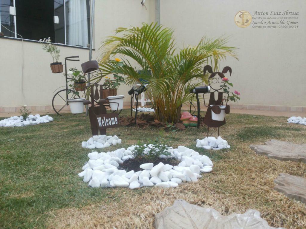 Casa residencial à venda, Jardim Bela Vista, Indaiatuba - CA0395.