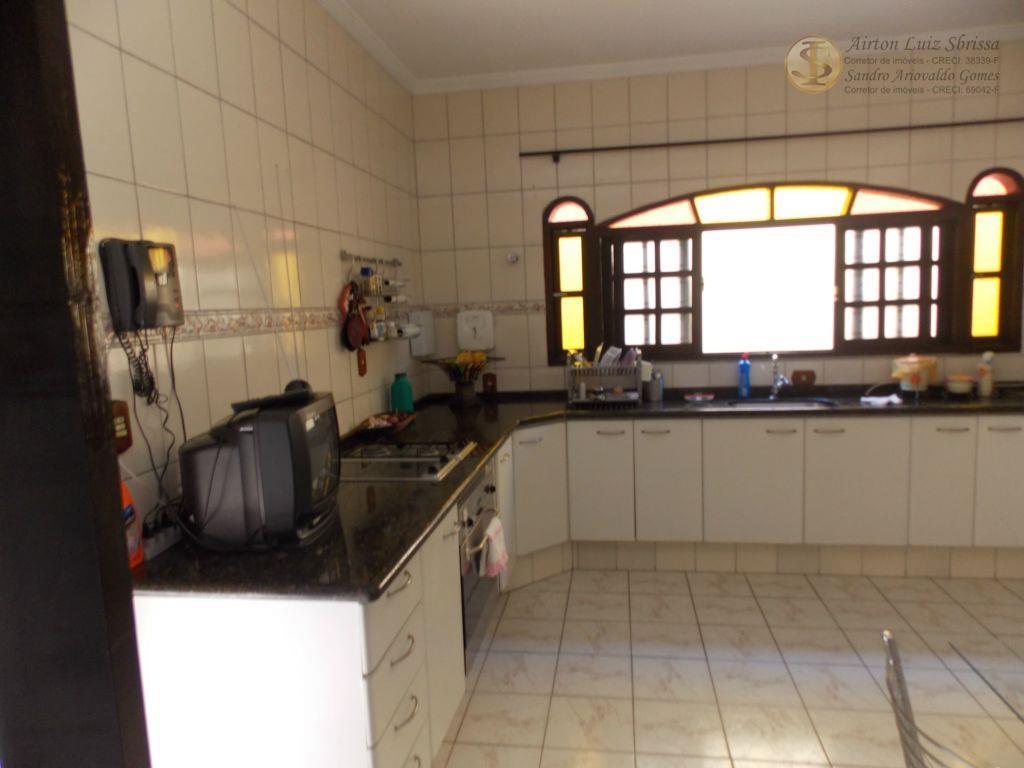 Casa residencial à venda, São Luiz, Itu - CA0358.