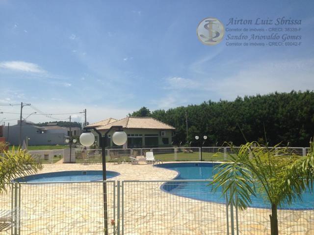 Casa residencial à venda, Condomínio Ilha das Águas, Salto - CA0402.