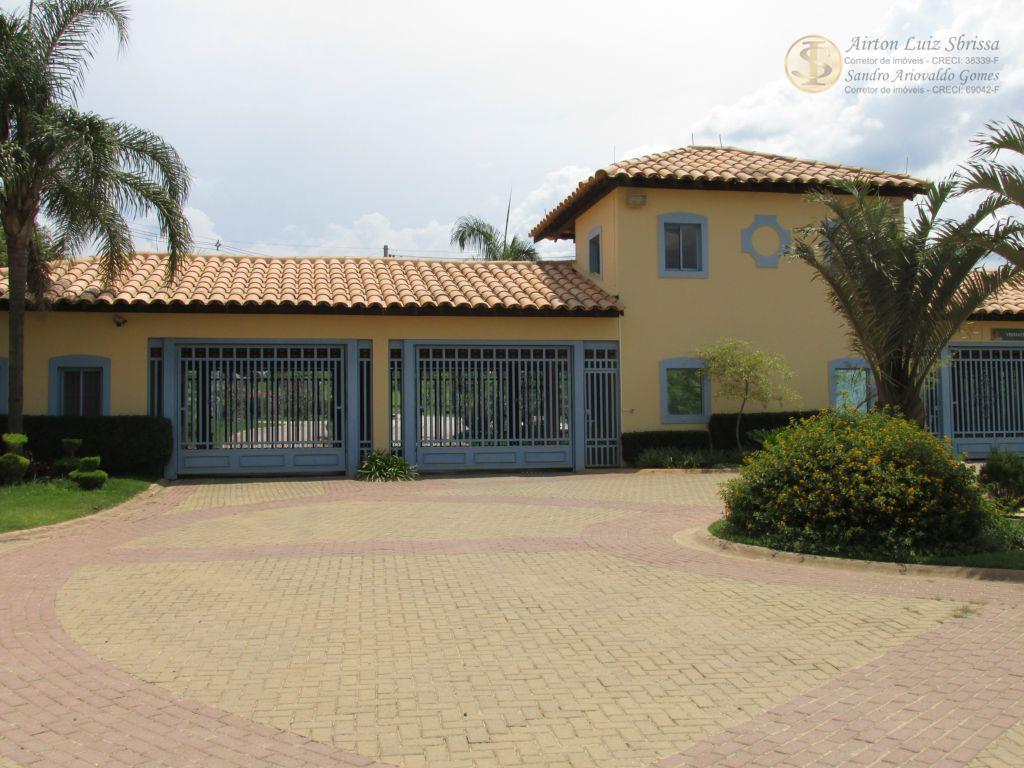 Terreno residencial à venda, Condomínio Fazenda Kurumin, Itu - TE0214.