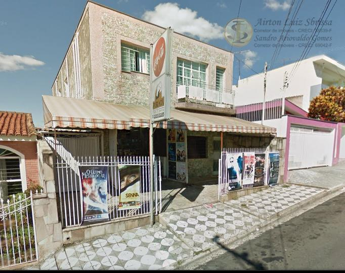 Casa comercial à venda, Vila Lucy, Sorocaba - CA0438.
