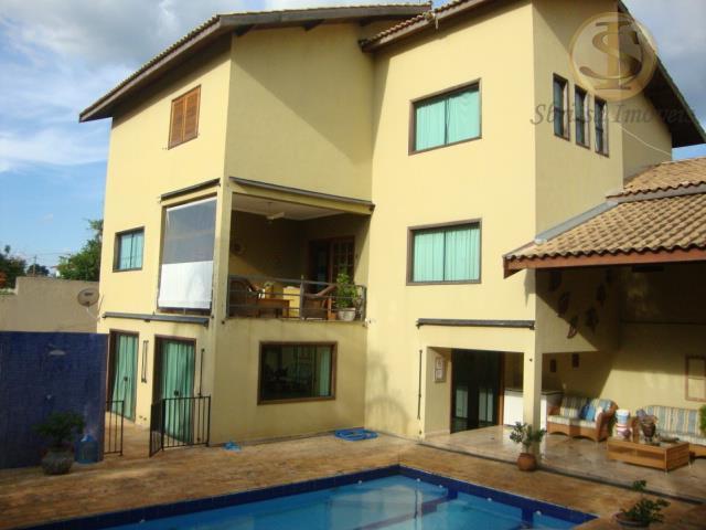 Casa residencial para venda e locação, Brasil, Itu - CA0462.