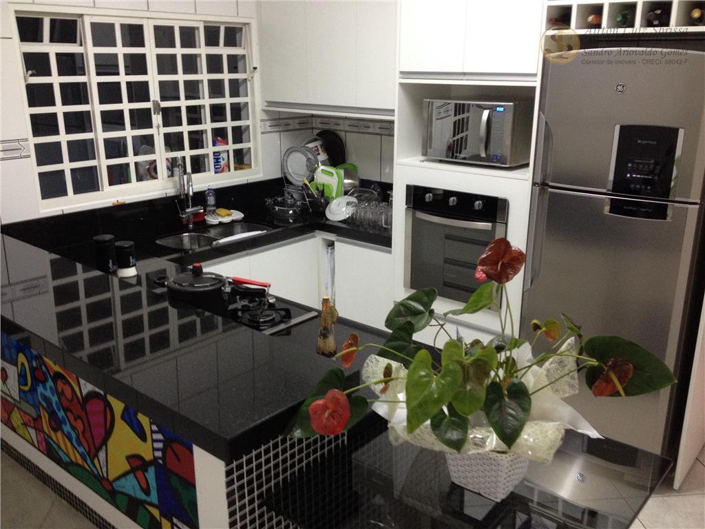 Casa residencial à venda, Jardim Estância Bom Viver, Itu - CA0485.