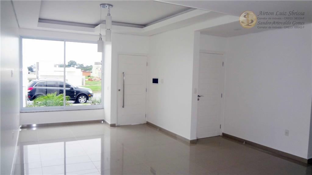 Casa residencial à venda, Condomínio Montreal Residence, Indaiatuba - CA0500.
