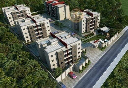 Apartamento residencial para venda e locação, Edifício Residencial Brasil, Bairro Canjica, Salto - AP0166.