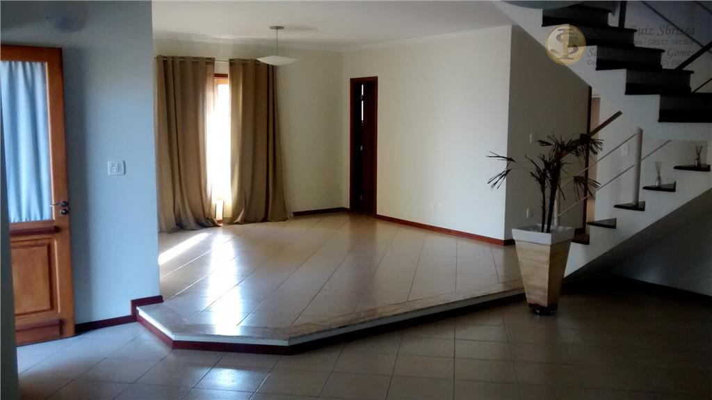 Casa residencial à venda, Condomínio Jardim Theodora, Itu - CA0529.
