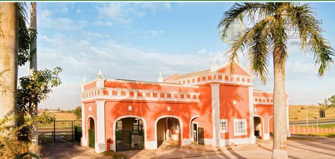 Terreno residencial à venda, Condominio Fazenda Palmeiras Imperiais, Salto - TE0333.