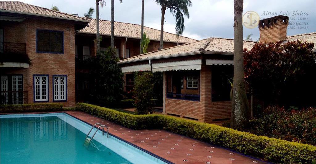 Casa residencial para venda e locação, Condomínio Fazenda Vila Real, Itu - CA0181.