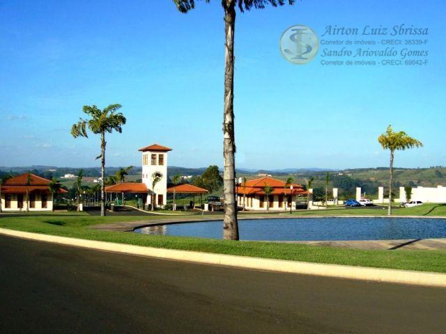 Terreno residencial à venda, Condomínio Terras de São José II, Itu - TE0352.