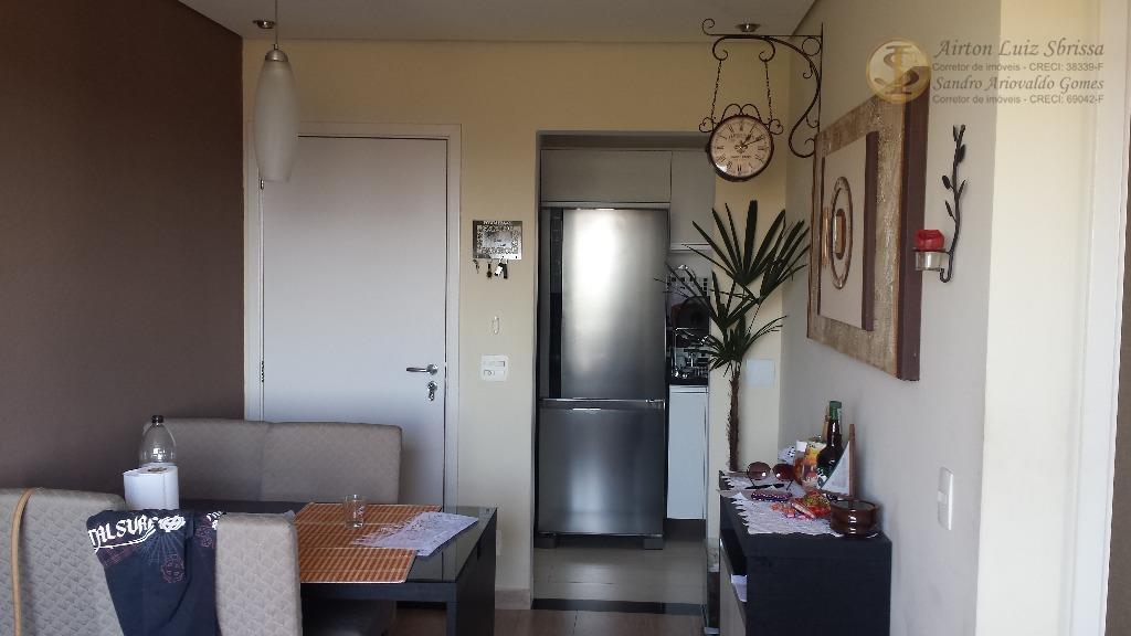 Apartamento residencial à venda, Jardim das Rosas, Itu - AP0198.
