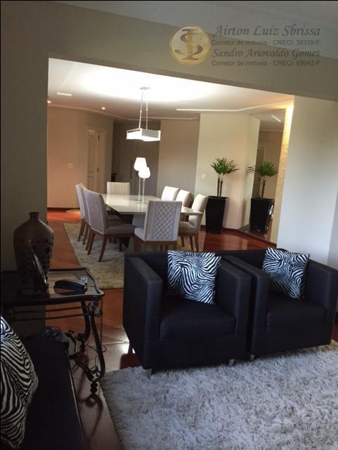 Apartamento residencial à venda, Edifício Residencial Portella, Itu - AP0207.