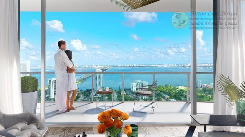 Apartamento residencial à venda, Miami, Miami - AP0227.