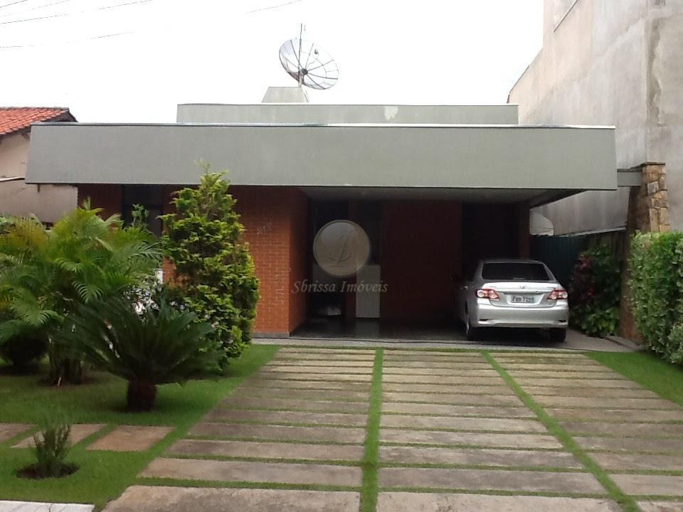 Casa residencial para venda e locação, Terras de São José Urbano Portella, Itu - CA0122.